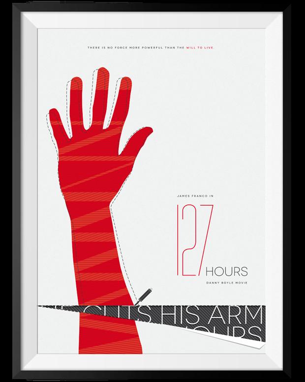 «Он отрежет руку после 127 часов» («127 часов», 2011). Изображение № 7.