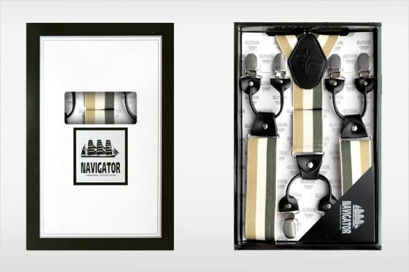 Коллекция подтяжек «Навигатор» от Sevaro Elit . Изображение № 30.