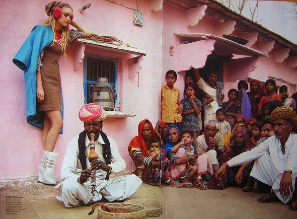 Индийское лето (Vogue Australia). Изображение № 8.