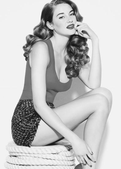 Новые лица: Шейлин Вудли, актриса. Изображение № 19.