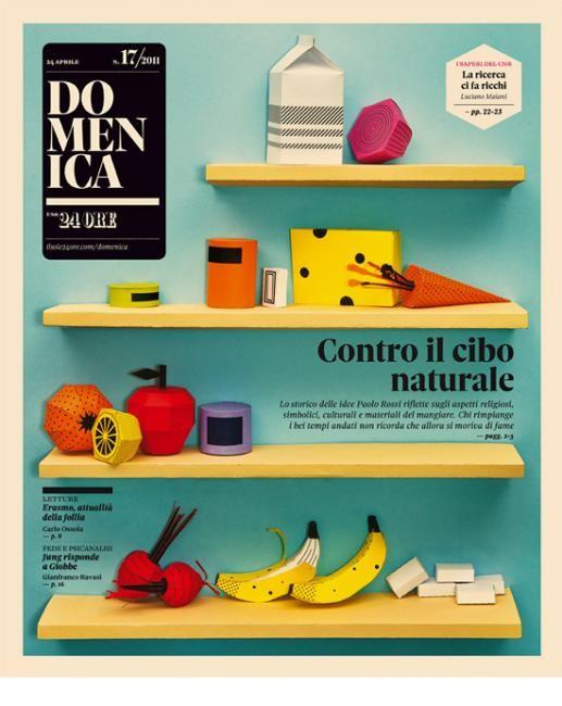 Самые красивые обложки журналов в 2011 году. Изображение № 25.