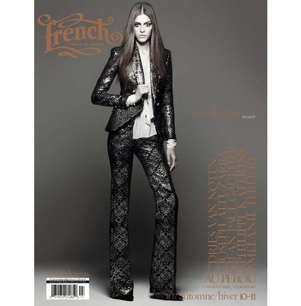 13 обложек нового номера French Revue de Modes. Изображение № 8.