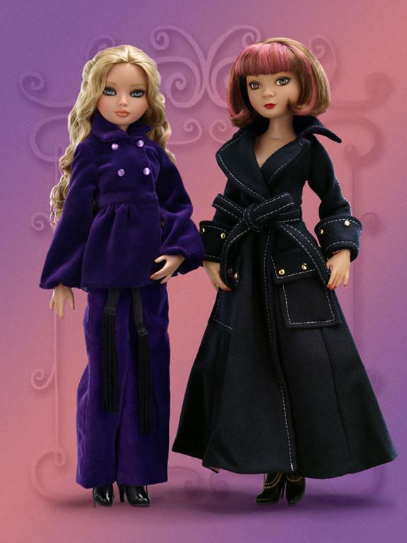 Изображение 6. Эллоувайн - fashion-кукла, ведущая блог.. Изображение № 2.