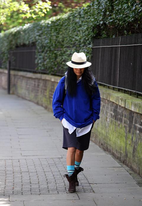 Street fashion Англия. Изображение № 3.