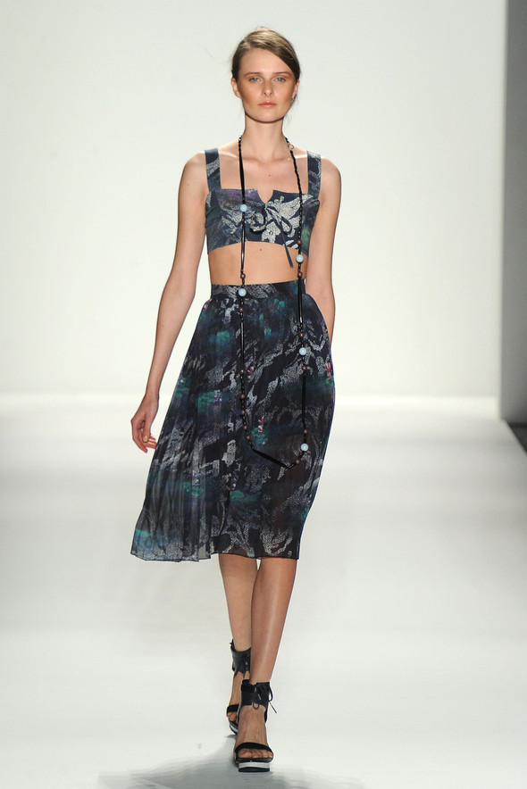 New York Fashion Week Spring 2012: День четвертый. Изображение № 21.