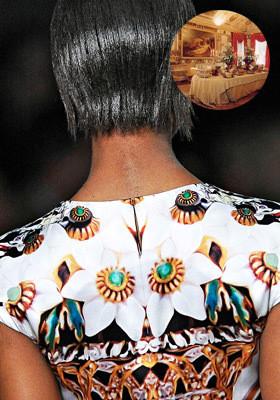 Цветной: 35 принтов из коллекций FW 2011. Изображение № 53.