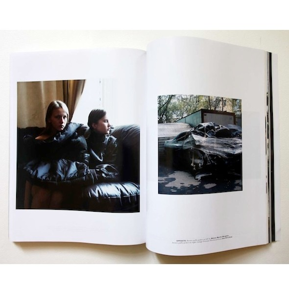 В «Кузнецком Мосту, 20» и Twsins Shop появились новые журналы. Изображение № 5.