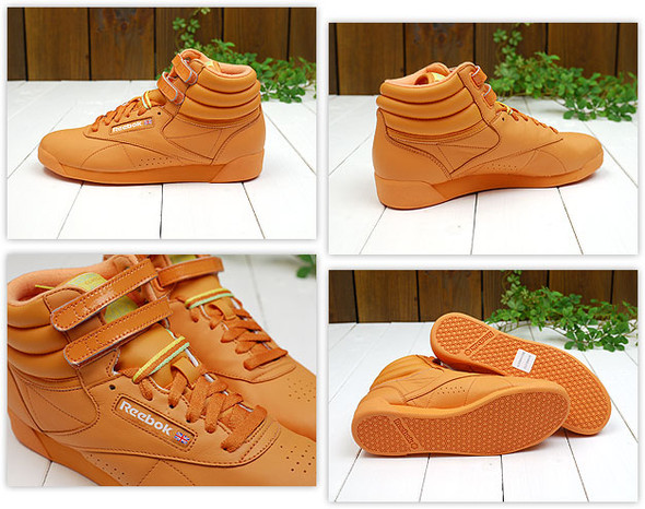 Reebok Freestyle Hi  Spring-Summer 2009. Изображение № 4.