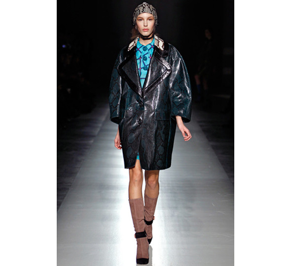Изображение 134. Головная компания: 10 тенденций недель моды.. Изображение № 134.