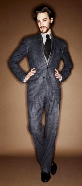 Мужские лукбуки: Tom Ford, Burberry и другие. Изображение № 119.