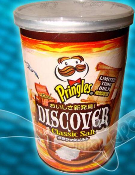 Несъедобное съедобно - какие бывают чипсы. Изображение № 41.