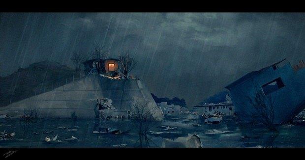 Анимация дня: японец, морской дух и груз прошлого. Изображение № 2.