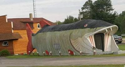 Самые странные дома вмире. Изображение № 14.