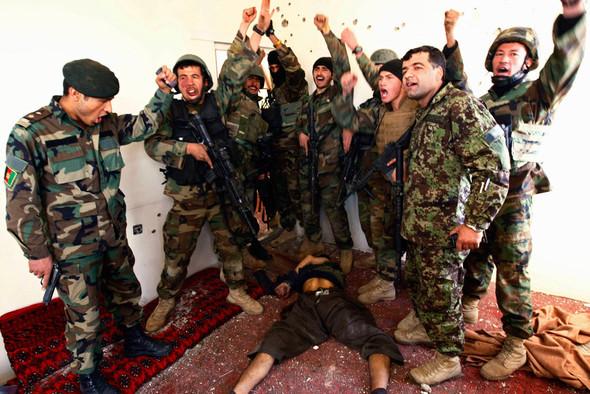 Афганистан. Военная фотография. Изображение № 123.
