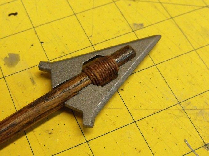 Дизайнер изготовил лук из Skyrim. Изображение № 31.