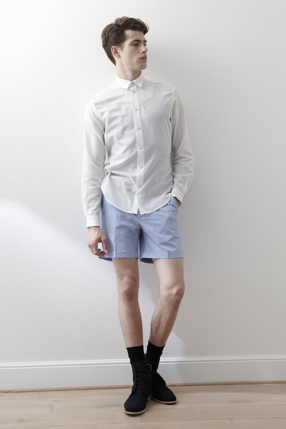 Изображение 2. Лукбук: Carven SS 2012 Menswear.. Изображение № 2.