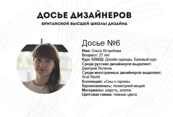 BRITANKA: Ольга Ястребова by Sunday Up Market. Изображение № 1.