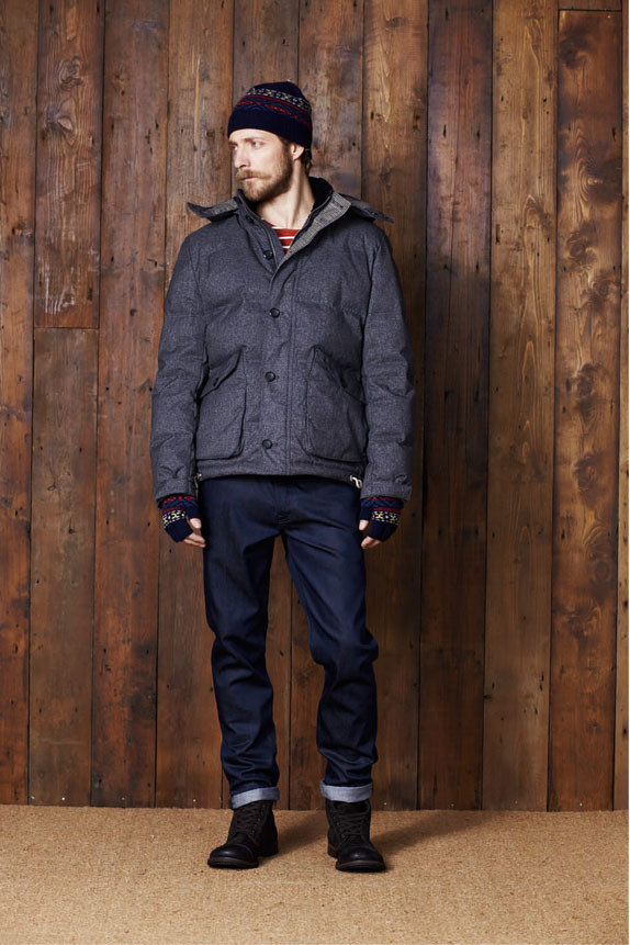 Ben Sherman Lookbook AW11. Изображение № 12.