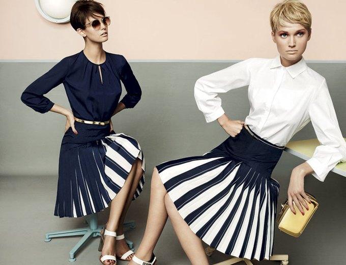 Max Mara, Prada и другие марки выпустили новые кампании. Изображение № 57.