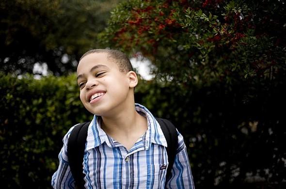 История одного мальчика, страдающего АУТИЗМОМ. Изображение № 1.