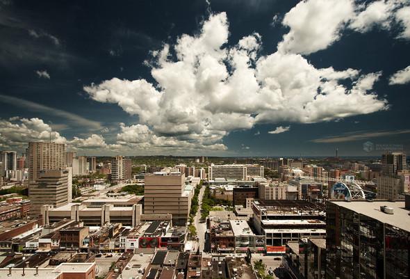 Изображение 2. Сэм Джаванру: грозы и грёзы в большом городе.. Изображение № 11.