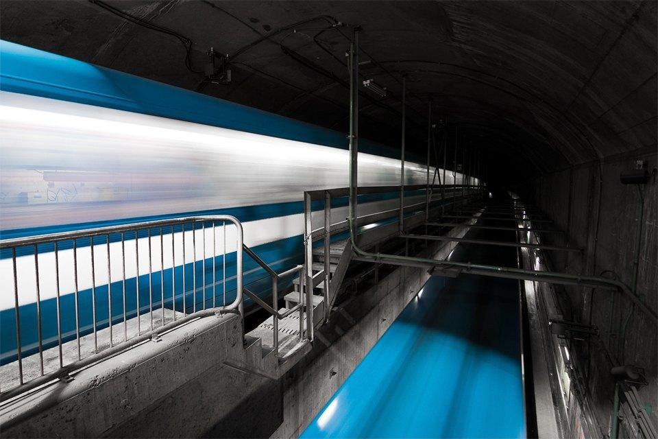 Фото: незаметная красота монреальского метро. Изображение № 4.