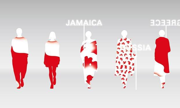 Кения Хара предложил логотип и айдентику для Олимпиады в Токио. Изображение № 6.