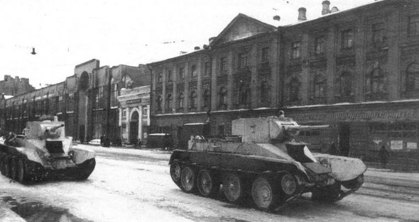 Блокада ленинграда. Изображение № 8.