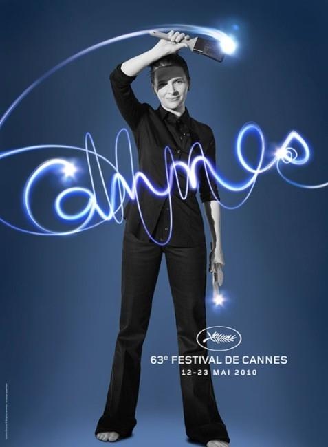 Официальный плакат Канн 2010. Изображение № 1.