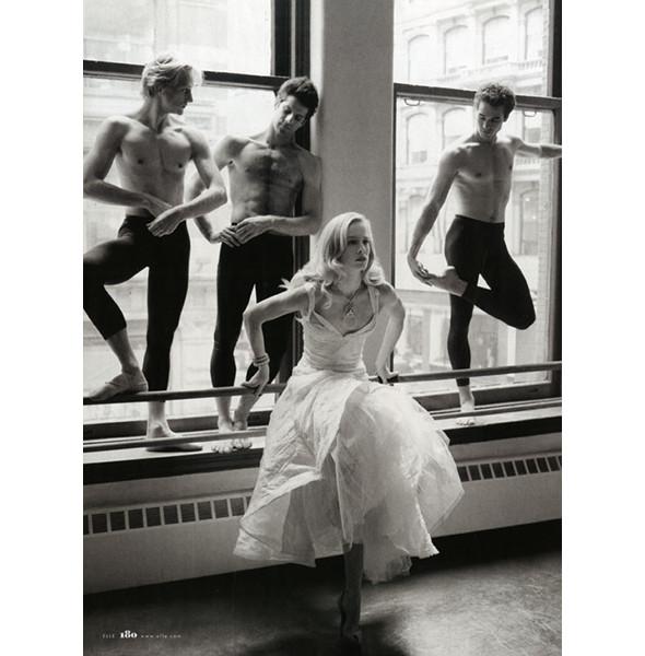 Изображение 22. Dance, dance, dance: 10 съемок, вдохновленных балетом.. Изображение № 16.