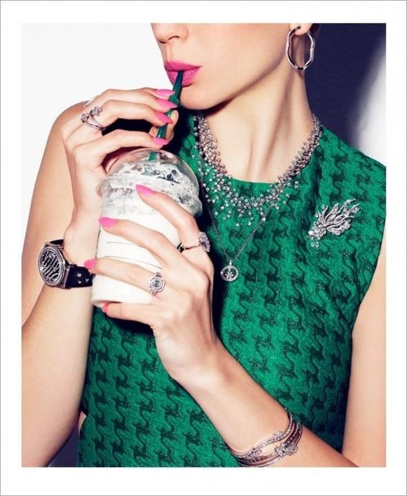Съёмки: Russh, Vogue и другие. Изображение № 14.