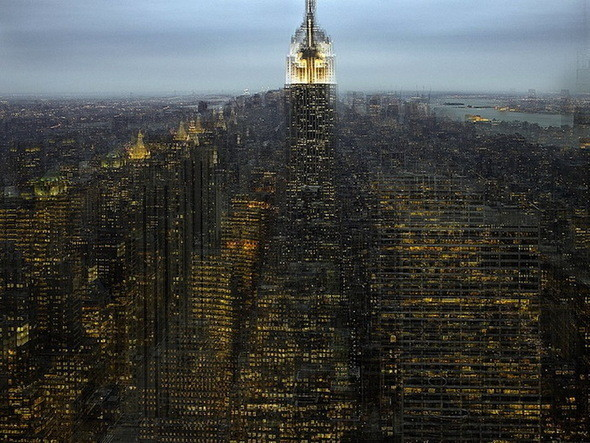 Изображение 13. Серия Zooming In an Out of New York .. Изображение № 13.