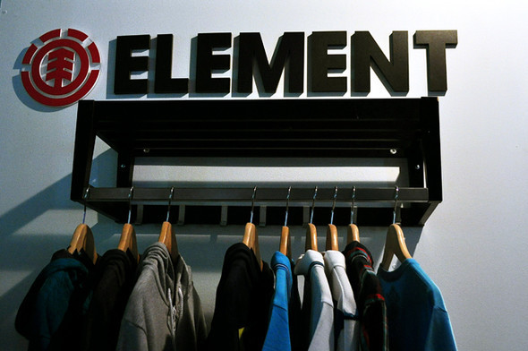 Mike Kershnar на F&L по приглашению компании ELEMENT. Изображение № 7.