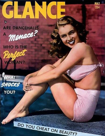 Изображение 39. Marilyn Monroe, pin-up girl.. Изображение № 29.
