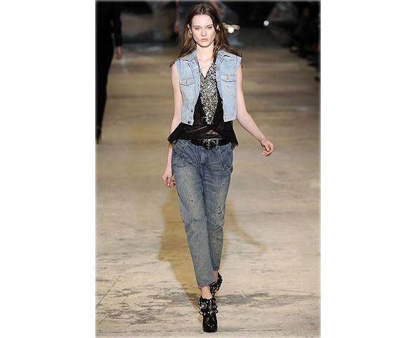 Неделя моды в Нью-Йорке: Шестой и седьмой дни. Изображение № 87.