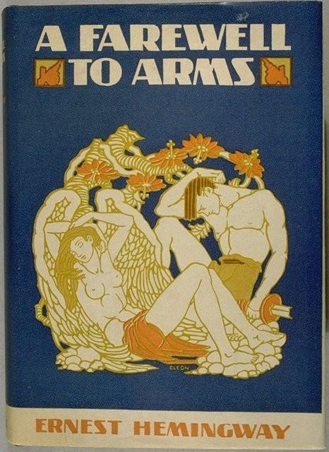 """Эрнест Хемингуэй:""""Каждый человек рождается для какого-то дела"""". Изображение № 3."""