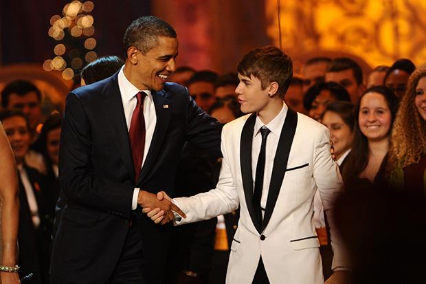 Выборы-выборы: Звездный фотоальбом Барака Обамы. Изображение № 2.