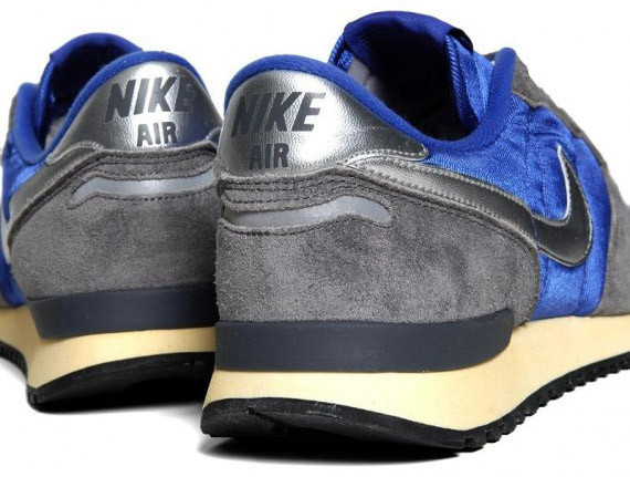 Nike Air Vortex VNTG – Varsity Royal – Metallic Silver. Изображение № 7.