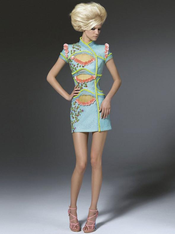 Лукбук: Atelier Versace FW 2011. Изображение № 1.