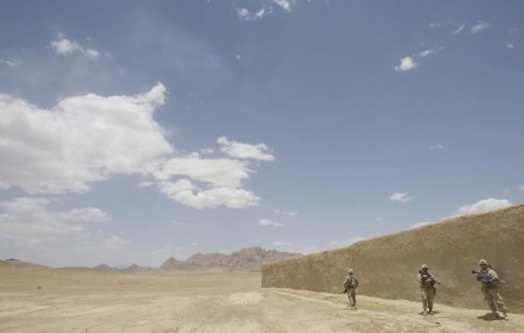 Афганистан. Военная фотография. Изображение № 13.