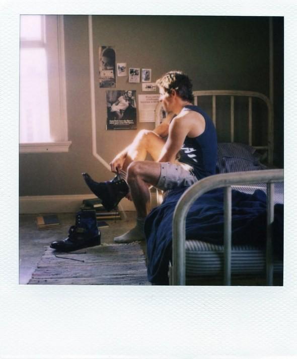 Изображение 35. Boys in the band: Кирстен Данст и Джеймс Марсден в лукбуках Band of Outsiders.. Изображение № 35.