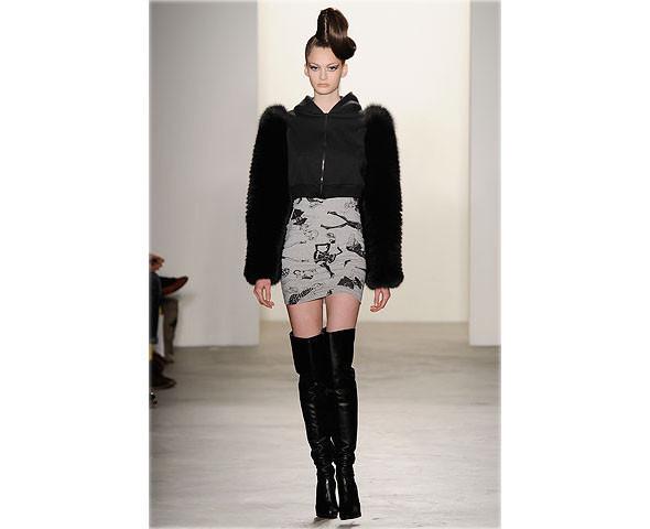 Неделя моды в Нью-Йорке: Шестой и седьмой дни. Изображение № 20.