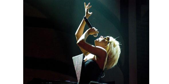 """Lady Gaga спела """"Imagine"""". Изображение № 4."""