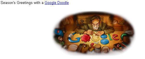 Google Doodle. Изображение № 19.