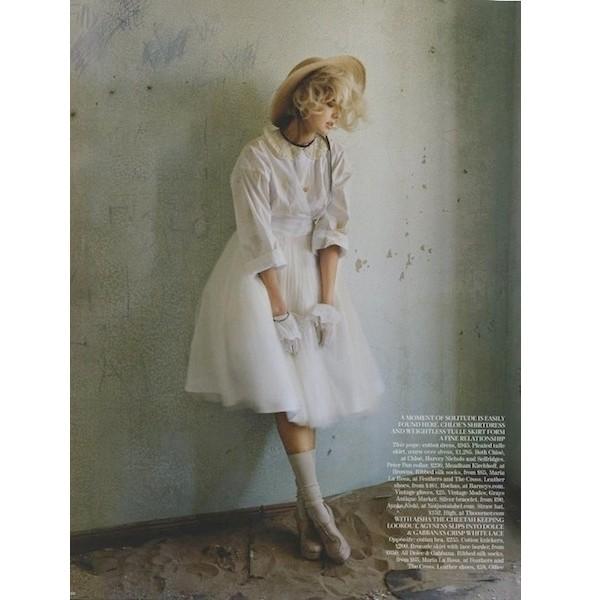 Изображение 34. Съемки: Harper's Bazaar, Marie Claire, Vogue и W.. Изображение № 34.