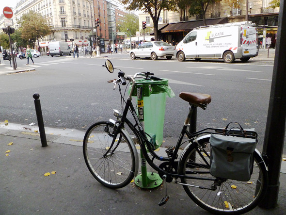 Дневник модели: Первые дни в Париже. Изображение № 2.