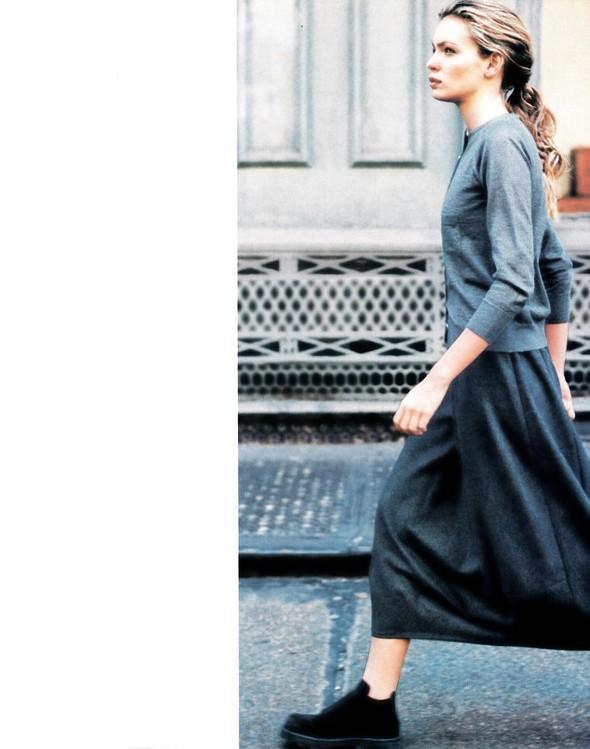Архивная съёмка: Рекламная кампания DKNY за 1998 год. Изображение № 5.