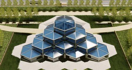 Monosota — инновационное строительство. Изображение № 6.