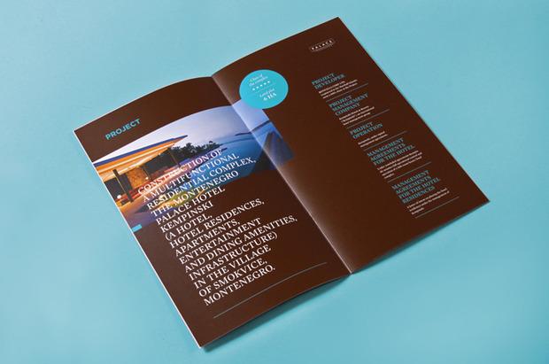 Презентационное издание для «Montenegro Palace». Изображение № 6.