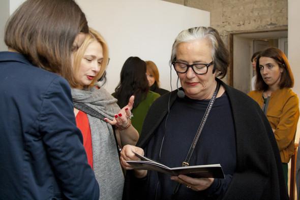 Фотоотчет о семинаре Лидевью Эделькорт в Киеве. Изображение № 28.